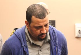 Sofyan Boalag was declared a dangerous offender in 2017 after being convicted of committing several sexual assaults in St. John's in 2012. TELEGRAM FILE PHOTO