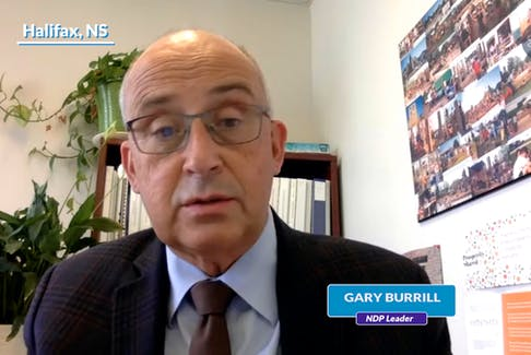 Nova Scotia NDP Leader Gary Burrill spoke with Sheldon MacLeod about the housing crisis in the province.