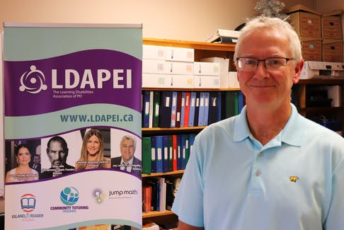 Martin Dutton is the executive director of the Learning Disabilities Association of P.E.I. October is Learning Disabilities Awareness month.