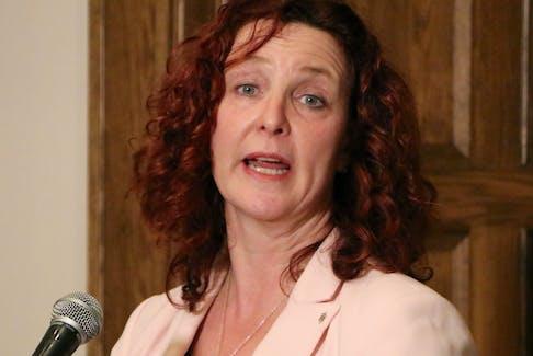 Newfoundland and Labrador NDP leader Alison Coffin.