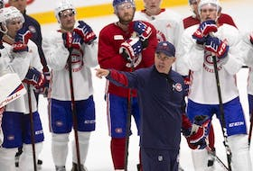 Head coach Dominique Ducharme has juggled his forward lines and defence pairings again after the Canadiens got off to an 0-3-0 start to the season.