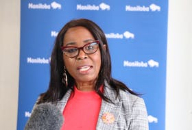 Health and Seniors Care Minister Audrey Gordon