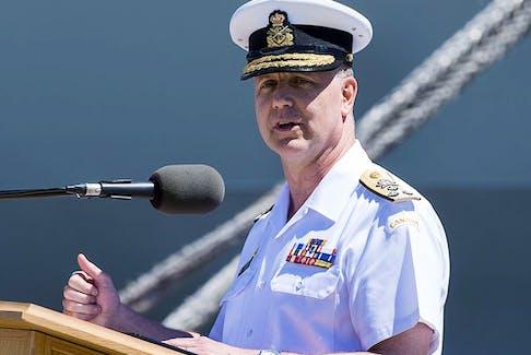 Admiral Art McDonald
