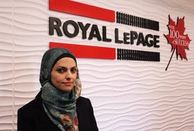 Dua'a Hindawi is one of, if not the first, Arab Muslim women to become a real estate agent in P.E.I.