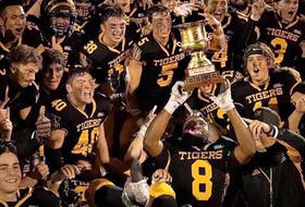 Scott speaks with Dal Tigers football coach Mark Haggett about the AFL and the Alumni Cup on this week's Atlantic Sports Wire podcast. - Contributed/Mark Haggett