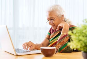 Older adults are using social media more and more and cyber safety and internet security are tricky even for those who understand how to work the internet. STOCK IMAGE