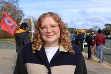 Katherine McLaughlin, chairperson with CFS-NL