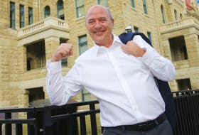 Ward 14 candidate Peter Demong was re-elected to a fourth term. Photo taken on Thursday, October 14, 2021.