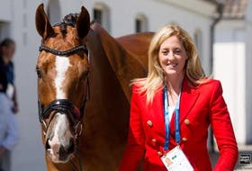 Olympian dressage rider Brittany Fraser is coming to P.E.I. to offer three equestrian clinics from Oct. 22-24.