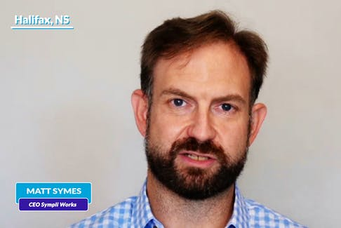 Matt Symes is the CEO of Sympli Works.