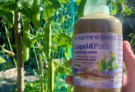 NL Marine Organics already has a liquid fertilizer product on the market and hopes to get approval to ramp up production at a new facility on a farm near St. John's. Facebook photo