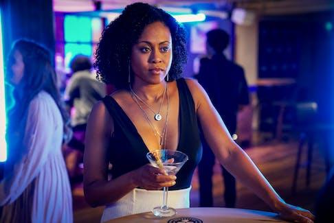 Diggstown star Vinessa Antoine returns as Halifax lawyer Marcie Diggs in the show's third season, beginning on Wednesday. - Dan Callis