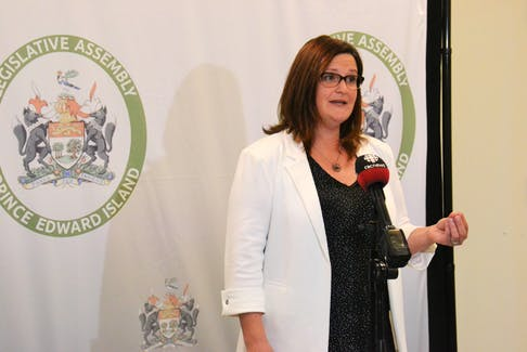 Green MLA Karla Bernard said existing sexual misconduct policies in schools are not strong enough. She also questioned whether they were followed in the instance of the Charlottetown Rural allegations.