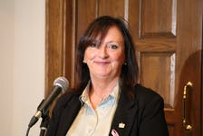 Opposition justice critic Helen Conway Ottenheimer