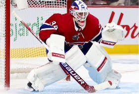 Canadiens goaltender Jake Allen has a lot on his plate with Carey Price temporarily out of the picture.