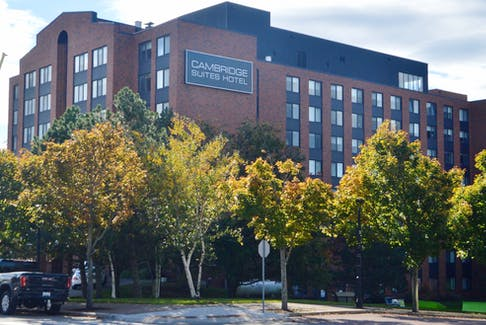 Glace Bay native Irwin Simon, whose purchase of the Cambridge Suites Hotel was finalized in July 2020, says the ongoing renovations and upgrades to the hotel are expected to be close to $8 million by the time they are completed. DAVID JALA/CAPE BRETON POST