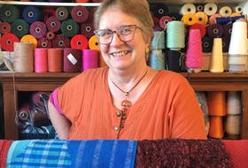 Pia Skaarer Nielsen was just nine years old when she fell in love with working with fabrics. Now, the Annapolis Valley woman runs Wonderous Woolerie, a fibre studio where she works with looms to create functional cloth.