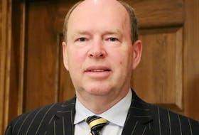 Minister of Children, Seniors and Social Development John Abbott