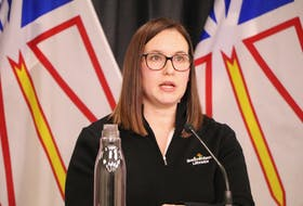 Sarah Stoodley, Minister of Digital Government and Service NL