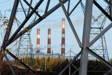 Newfoundland and Labrador Hydro's Holyrood Thermal Generating Station, on Friday, Oct. 22. Joe Gibbons • The Telegram