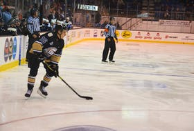 Charlottetown Islanders left-winger Patrick Guay is looking forward to a busy upcoming stretch in the Quebec Major Junior Hockey League. The Islanders host back-to-back games at Eastlink Centre this weekend against the Rouyn-Noranda Huskies on Oct. 23 at 7 p.m. and the Val-d'Or Foreurs on Oct. 24 at 3 p.m.