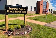 Summerside Supreme Court in Slemon Park, P.E.I.