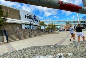Mile One Centre in St. John's.  Keith Gosse/The Telegram/file photo