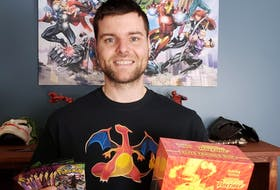 Curtis Lynch of South River took a January chance encounter and jumped back into the world of Pokémon. That, in turn, led him to start a channel where he opens boxes of Pokémon cards in search of Charizards.