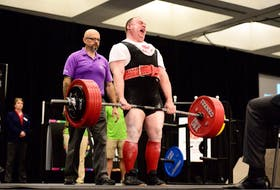 Corner Brook Special Olympian Jackie Barrett retired from the sport of powerlifting following the 2015 Special Olympics World Summer Games in Los Angeles.