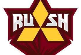 The Sydney Mitsubishi Rush soundly upset the Steele Subaru 6-3 in Nova Scotia Under-18 Major Hockey League action on Saturday. Both teams were slated to face off again on Sunday. — CONTRIBUTED