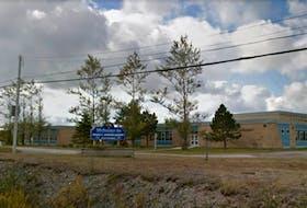 Donald C. Jamieson Academy in Burin, N.L.