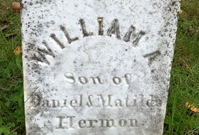 Headstones in old rural cemeteries throughout Nova Scotia tell stories, so many of them sad. JOHN DeMONT
