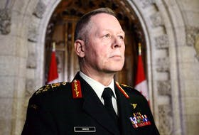 Retired general Jonathan Vance had barely stepped aside as Canada's chief of defence staff when news broke he'd had a  20-year extramarital affair with a subordinate. FILE PHOTO