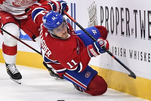 """""""We can feel good about one win, but it is just that — it's just one win,"""" says Brendan Gallagher."""