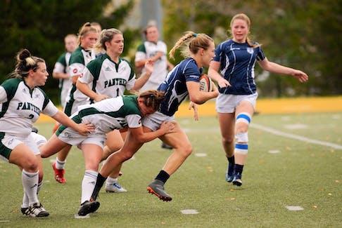 Katherine Culligan St. FX Rugby