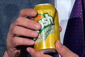 In Newfoundland and Labrador, the average can of Pineapple Crush will soon be taxed at a higher provincial rate than gasoline.