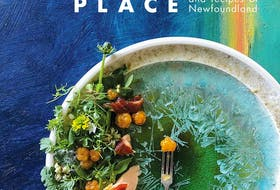 In Food, Culture, Place, Lori McCarthy and Marsha Tulk take readers on a year-long journey collecting, cooking and eating in Newfoundland. Contributed/Boulder Books photo