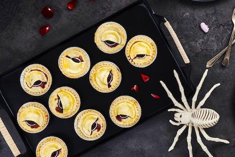 Mini Evil Eye Pies