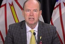 John Abbott, Minister of Children, Seniors and Social Development.