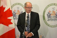 P.E.I. Health Minister Ernie Hudson said the province's mobile mental health units have been operating since Oct. 18.