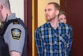 William Michael Sandeson is appealing a judge's decision last week to deny him bail while he awaits a retrial in early 2023 on a charge of first-degree murder in the August 2015 disappearance of fellow Dalhousie University student Taylor Samson.