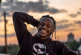 Thabo Chinake, aka KTheChosen, has release a new album, +Vice. Courtesy, Mikey B Photography.