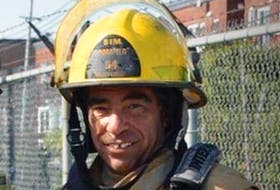 Montreal firefighter Pierre Lacroix died on Oct. 17 during a boat rescue operation on the St. Lawrence River.