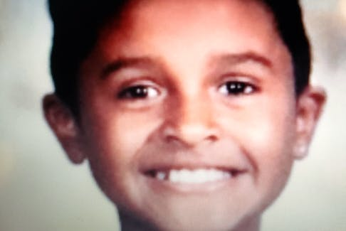 RCMP in Halifax County are looking for 10-year-old Ashayo Johnson, who was reported missing Tuesday afternoon.