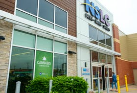 Expansion of the number of cannabis outlets in Nova Scotia Liquor Corp. stores, like the one on Larry Uteck Blvd., which  opened in the second quarter, has led to increased cannabis sales.  Ryan Taplin - The Chronicle Herald