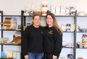 Tammy and Morgan Penney are the owners of Penney Lane Gifts and Things.