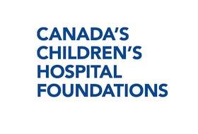 Logo for the Canada Children's Hospital Foundation.