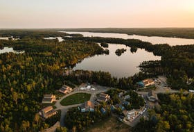 The Brigadoon Village facility is located on Aylesford Lake. Dave & Pring Photography