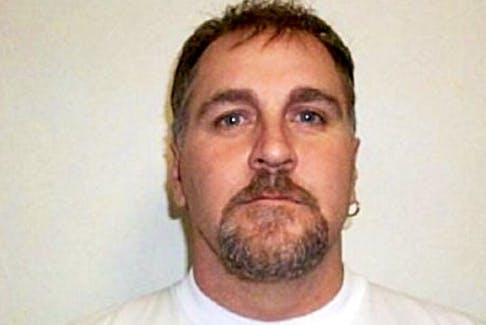 A photo of Hells Angels member Emery (Pit) Martin.