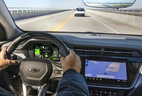 The Bolt EUV is the first Chevrolet to offer Super Cruise, a hands-free driver assistance technology option for enabled roads and available for a monthly fee. Handout/GM Canada